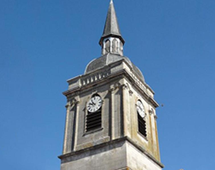 Horloges d'édifices, clochers