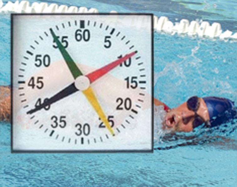 Chronométrage sport et piscines